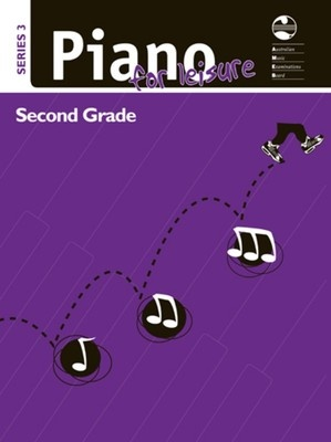 AMEB PIANO FOR LEISURE GRADE 2 SERIES 3