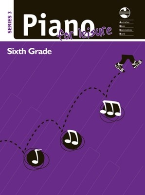Piano for Leisure Series 3 - Sixth Grade