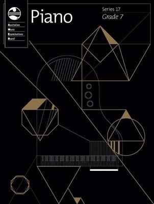AMEB PIANO GRADE 7 SERIES 17