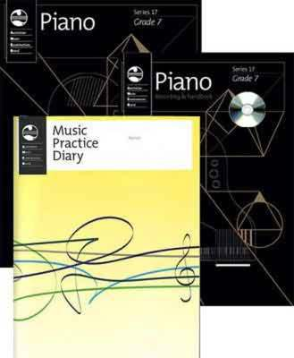 AMEB PIANO STUDENT PACK GRADE 7 SERIES 17