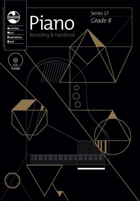 Piano Grade 8 Series 17 CD Recording & Handbook