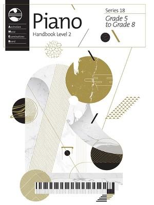 Piano Series 18 Grade 5-8 Handbook