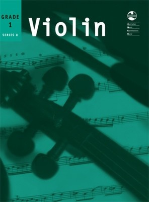 Violin Series 8 - First Grade