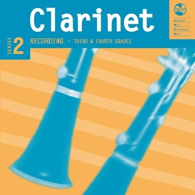 Clarinet Grades 3 & 4 Series 2 CD and Notes