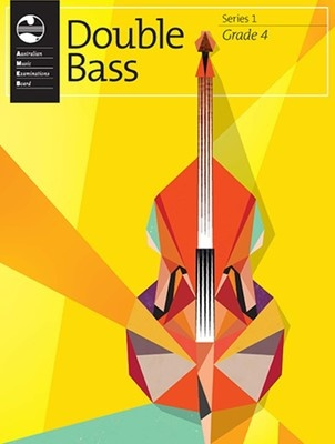 DOUBLE BASS GRADE 4 SERIES 1 AMEB