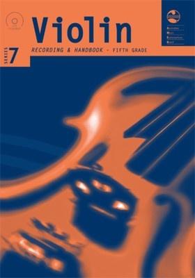 Violin Series 7 - CD and Notes Fifth Grade