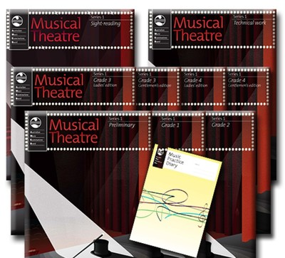 AMEB MUSICAL THEATRE SERIES 1 TEACHER PACK