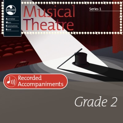 AMEB MUSICAL THEATRE SERIES 1 GR 2 REC ACCOMP