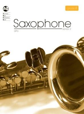 Alto Saxophone Series 2 - Grade 4