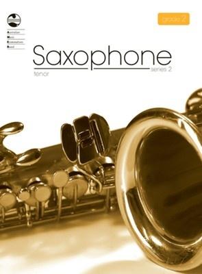 Tenor Saxophone Series 2 - Grade 2