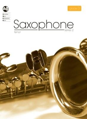 Tenor Saxophone Series 2 - Grade 3