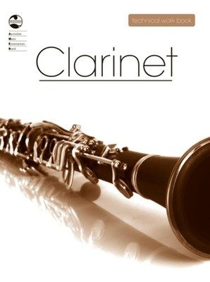 CLARINET TECHNICAL WORKBOOK 2008 AMEB