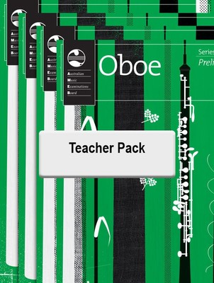 AMEB OBOE SERIES 1 TEACHER PACK