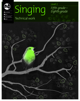 SINGING TECHNICAL WORK LEVEL 2  2010 AMEB