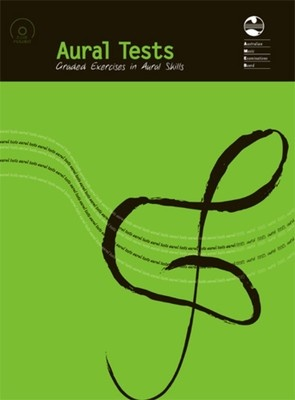 AURAL TESTS BOOK/6 CDS 2002 AMEB