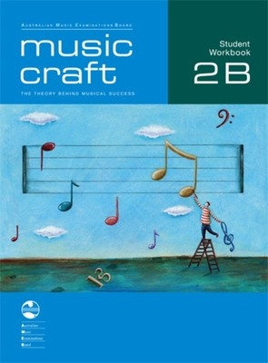 MUSIC CRAFT STUDENT WORKBOOK GR 2 BK B BK/2CDS