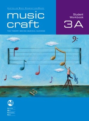 MUSIC CRAFT STUDENT WORKBOOK GR 3 BK A BK/2CDS