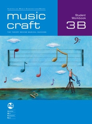 MUSIC CRAFT STUDENT WORKBOOK GR 3 BK B BK/2CDS