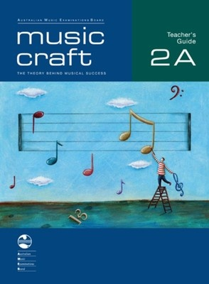 MUSIC CRAFT TEACHERS GUIDE GR 2 BK A