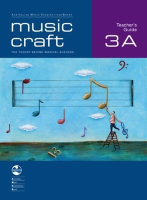 Music Craft - Teacher's Guide 3A