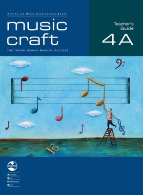MUSIC CRAFT TEACHERS GUIDE GR 4 BK A