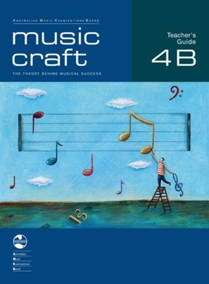 MUSIC CRAFT TEACHERS GUIDE GR 4 BK B