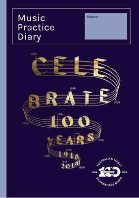 Centenary Music Practice Diary