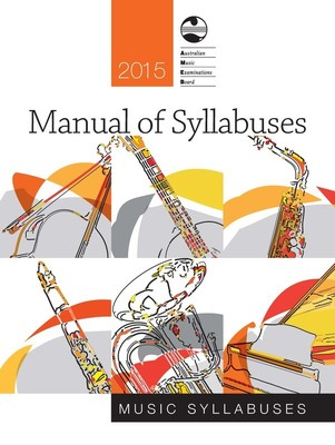AMEB Manual of Syllabuses 2015