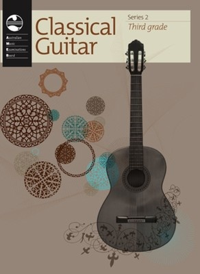 Classical Guitar Series 2 - Third Grade