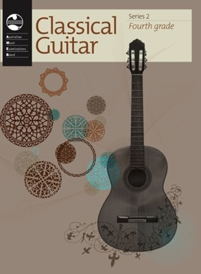Classical Guitar Series 2 - Fourth Grade