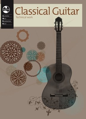 Classical Guitar - Technical Workbook