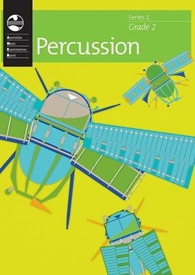 PERCUSSION GRADE 2 SERIES 1 AMEB