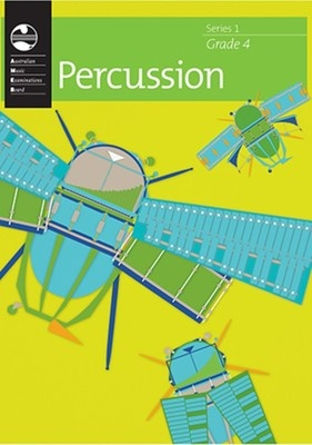 Percussion Series 1 - Grade 4