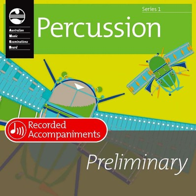 Percussion Series 1 Preliminary - Recorded Accompaniments