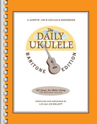 DAILY UKULELE BARITONE EDITION