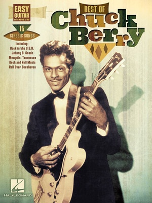 BEST OF CHUCK BERRY EASY GUITAR NOTES & TAB