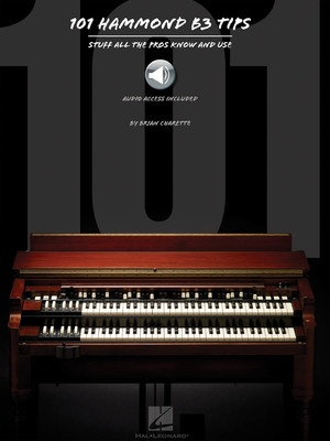 101 HAMMOND B 3 TIPS BK/OLA