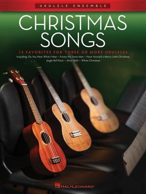 CHRISTMAS SONGS UKULELE ENSEMBLE