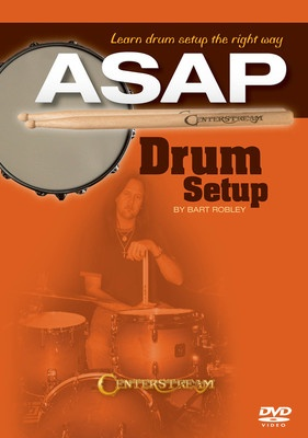 ASAP DRUM SETUP DVD