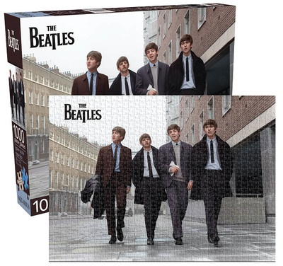 BEATLES STREET 1000 PIECE JIGSAW PUZZLE