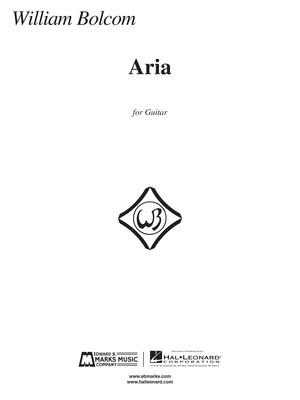 ARIA FOR GUITAR