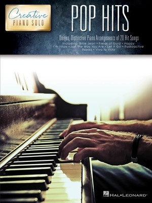 Pop Hits - Creative Piano Solo