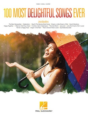 100 MOST DELIGHTFUL SONGS EVER PVG