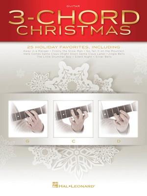 3 CHORD CHRISTMAS  G C D