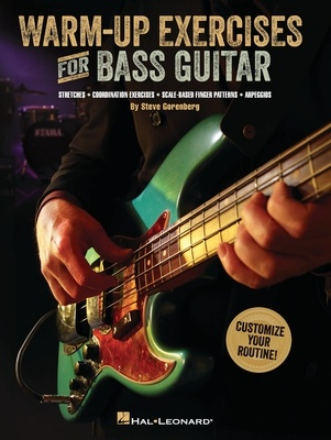 WARM UP EXERCISES FOR BASS GUITAR