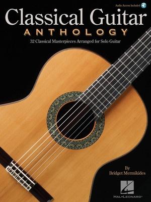 CLASSICAL GUITAR ANTHOLOGY BK/OLA