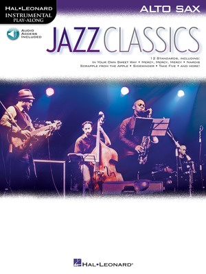 Jazz Classics for Alto Saxophone