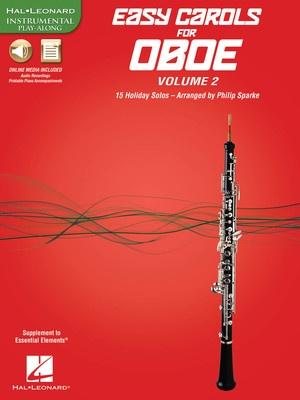 Easy Carols for Oboe, Vol. 2