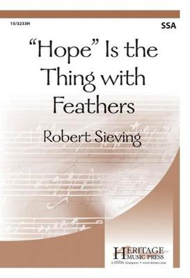 """Hope"" Is the Thing with Feathers"