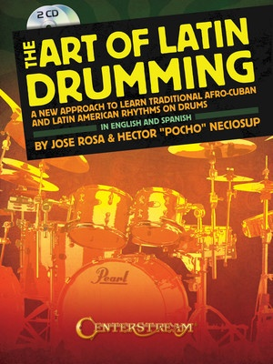 ART OF LATIN DRUMMING BK/2CD